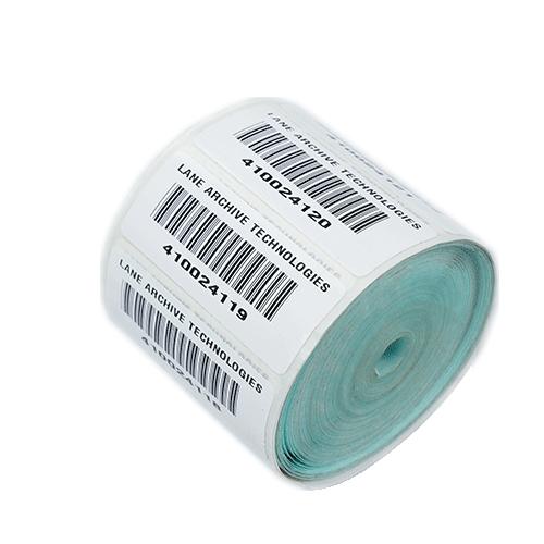 Barcode Karton